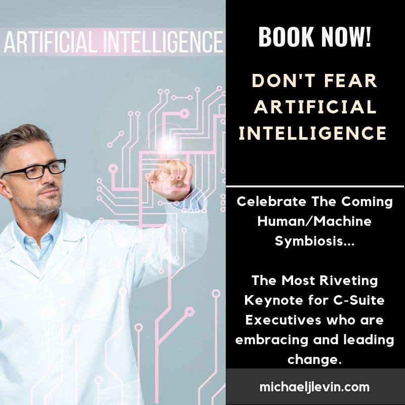 Don't Fear Artificial Intelligence!