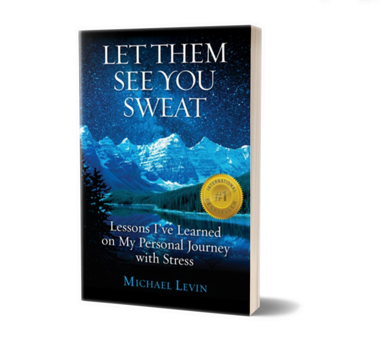 Michael Levin's number one best seller, let them see you swear